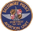 Baltimore Police Aviation