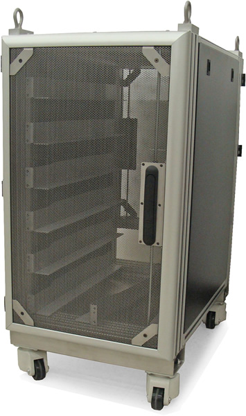 Astrapi i Rack Mount Cabinet Assembly