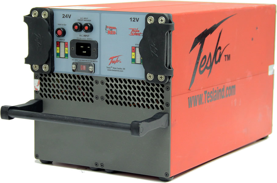 TI1560 12-24 Ground Power Unit