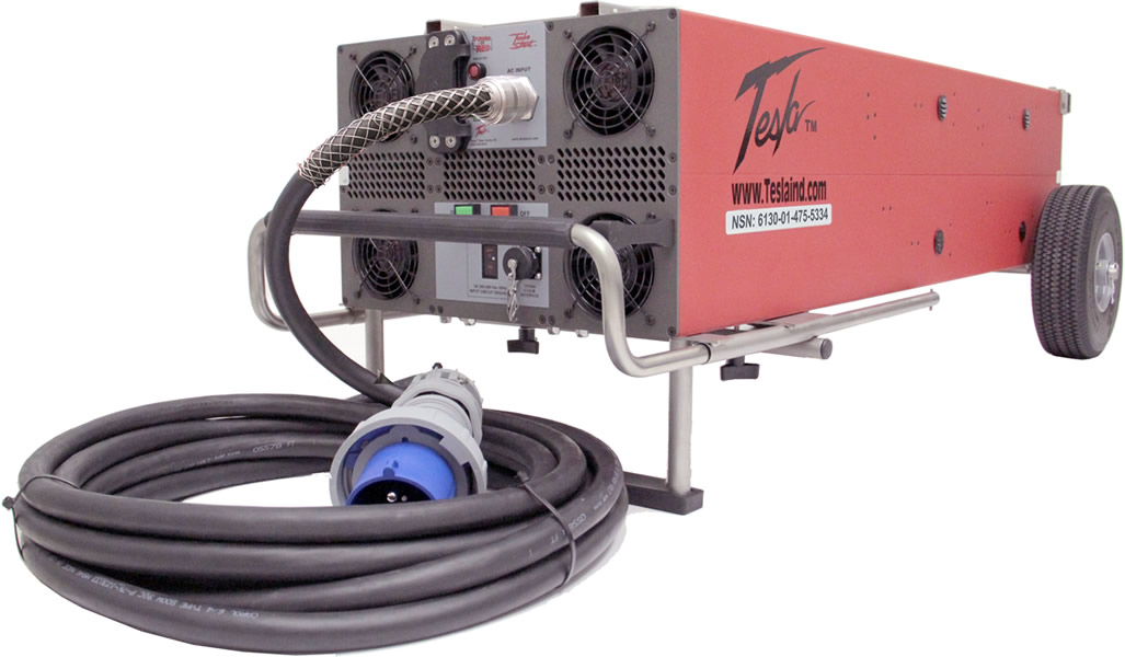 TI4400 Ground Power Unit