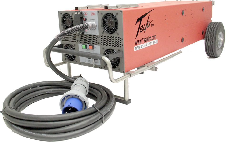 TI5400 Ground Power Unit