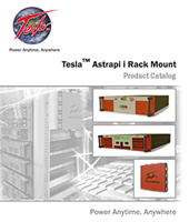 Tesla Astrapi i Rack Mount Catalog